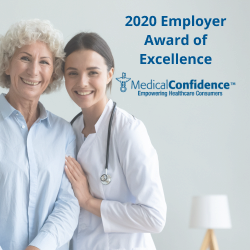 Medical Confidence Wins WeRPN Employer of The Year Award